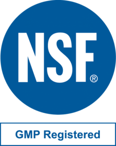 NSF GMP Registered Logo
