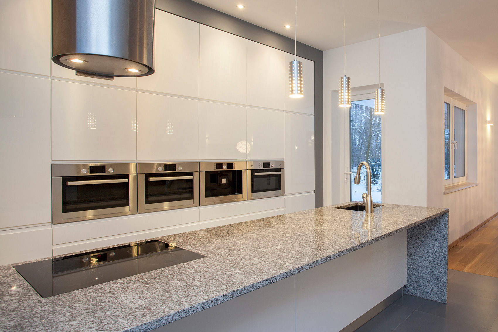 Countertops and solid surface film applications