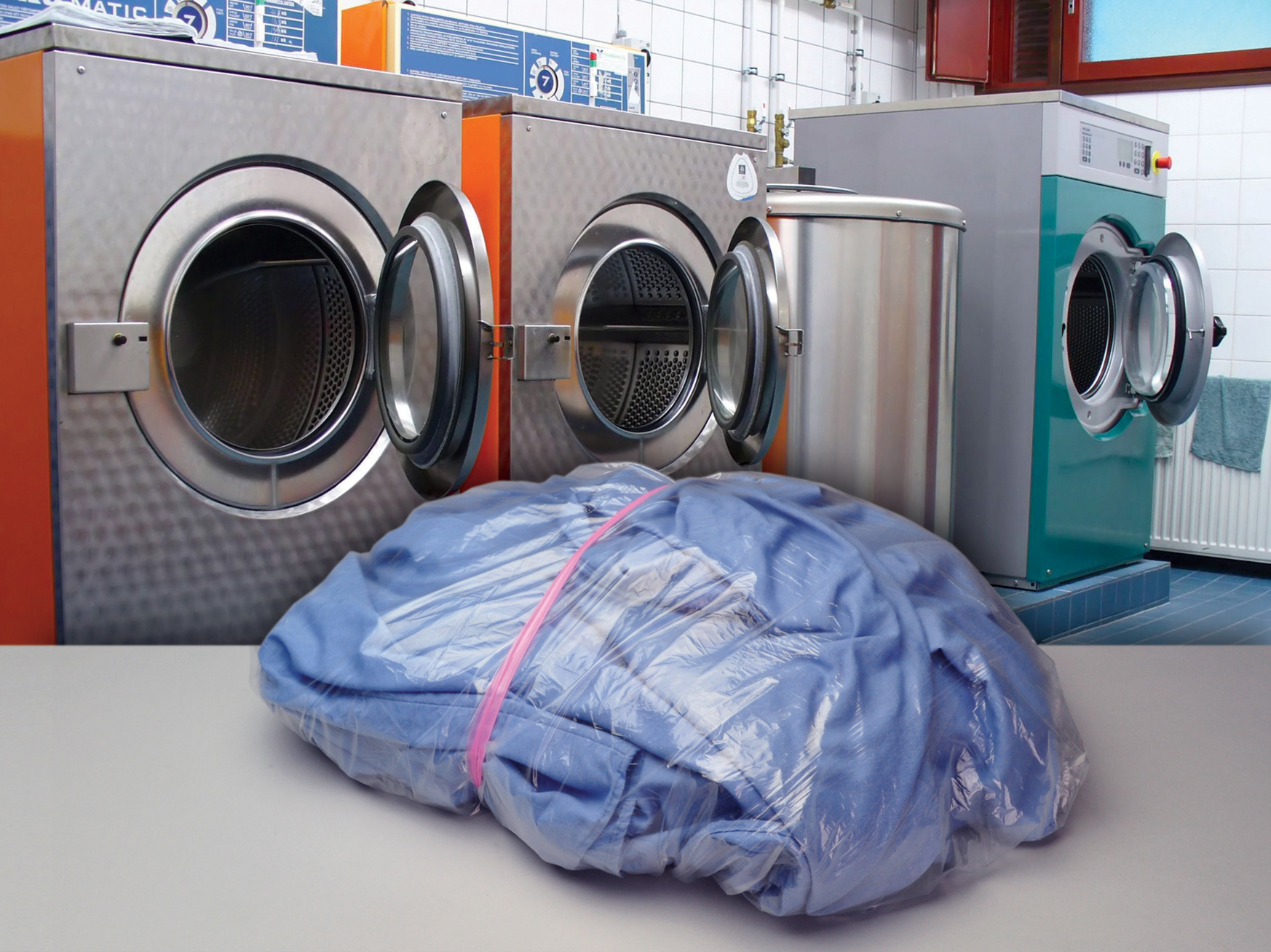 Laundry bag applications