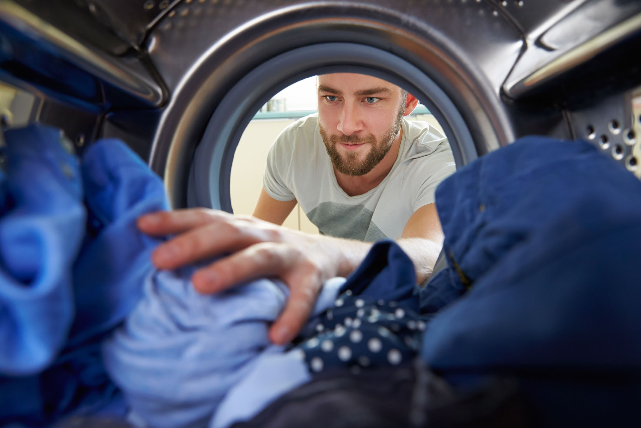 Laundry detergent water-soluble applications