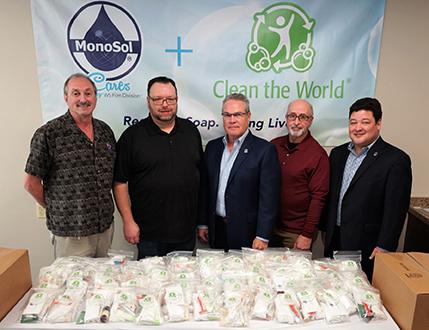 Clean the World packathon